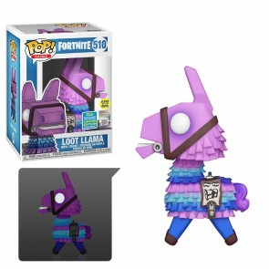 Fortnite - Loot Llama Pop! Vinyl SDCC 2019