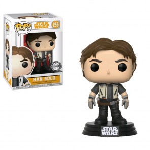 Star Wars: Solo - Han Solo US Exclusive #1 Pop! Vinyl