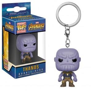 Avengers 3: Infinity War - Thanos Pocket Pop! Keychain