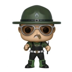 WWE - Sgt Slaughter Pop! Vinyl