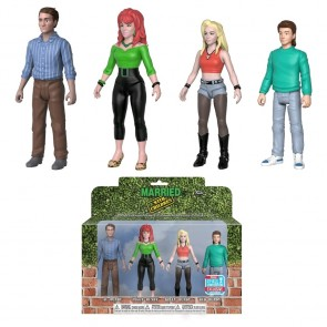 Married w/Children - Action Figure 4-pack NYCC 2018