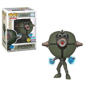 Fallout - Assaultron Invader GW Pop! Vinyl NYCC 2018