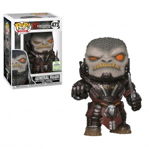 Gears Of War - General Raam Pop! Vinyl ECCC 2019