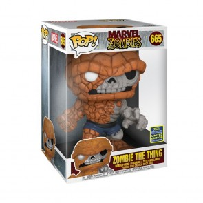 "Marvel Zombies - The Thing 10"" Pop! Vinyl SDCC 2020"