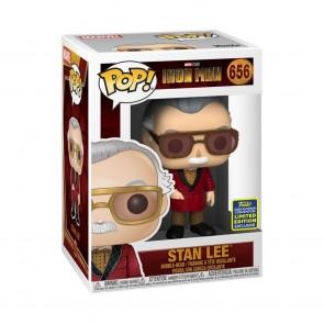 Stan Lee - Cameo Iron Man Pop! Vinyl SDCC 2020