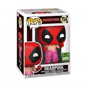 Deadpool - Deadpool w/Teddy Belt ECCC 2021 Pop! Vinyl