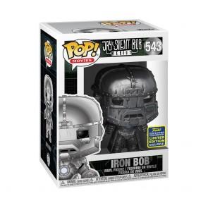 Jay & Silent Bob - Iron Bob Pop! Vinyl SDCC 2020