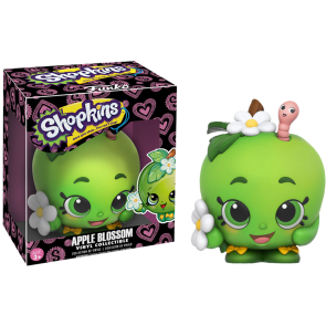 Shopkins - Apple Blossom Vinyl Figure