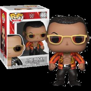 WWE - The Rock Pop! Vinyl