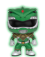 Power Rangers - Green Ranger GID Pop! Vinyl NYCC 2017