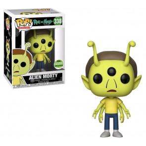 Rick & Morty - Alien Morty Pop! ECCC 2018