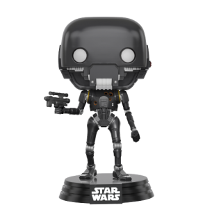 Rogue One - Action Pose K-2SO Pop! Vinyl NYCC 2017
