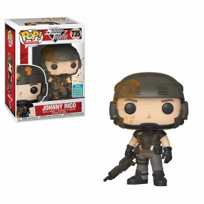 Stahip Troopers - Johnny Rico Pop! Vinyl SDCC 2019