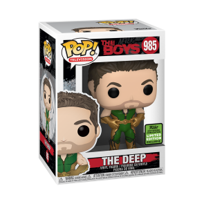 The Boys - The Deep ECCC 2021 Pop! Vinyl