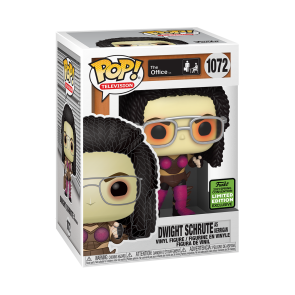 The Office - Dwight as Kerrigan ECCC 2021 Pop! Vinyl
