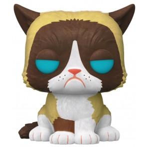 Icons - Grumpy Cat Flocked US Exclusive Pop! Vinyl