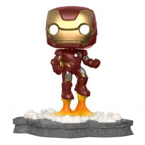 Avengers - Iron Man (Assemble) US Exclusive Pop! Deluxe