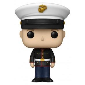 US Military: Marines - Male Caucasian Pop! Vinyl