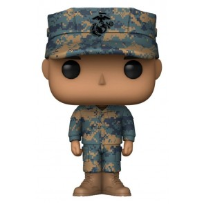 US Military: Marines - Male Hispanic Pop! Vinyl