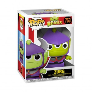 Pixar - Alien Remix Zurg Pop! Vinyl