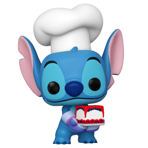 Lilo & Stitch - Stitch Chef Pop! Vinyl NYCC 2020