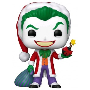 Batman - Joker Santa Holiday Pop! Vinyl