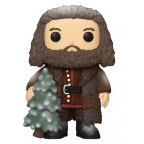 "Harry Potter - Hagrid Holiday 6"" Pop! Vinyl"