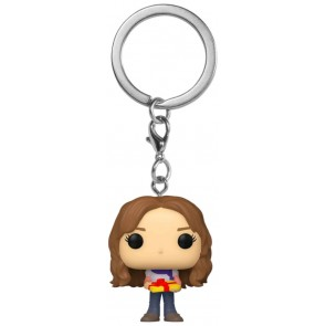 Harry Potter - Hermione Holiday Pocket Pop! Keychain
