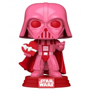 Star Wars - Darth Vader Valentine Pop! Vinyl