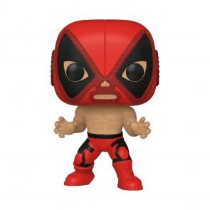 Deadpool - Luchadore Deadpool Pop! Vinyl