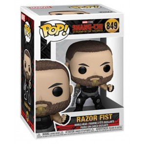 Shang-Chi and the Legend of the Ten Rings - Razor Fist Pop! Vinyl