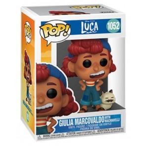 Luca - Giulia Marcovaldo with Machiavelli Pop! Vinyl