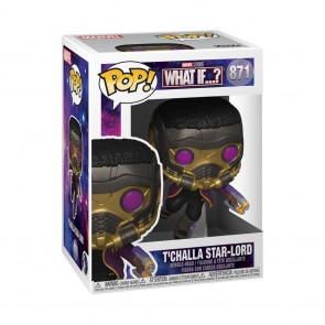 What If - T'Challa Star-Lord Pop! Vinyl