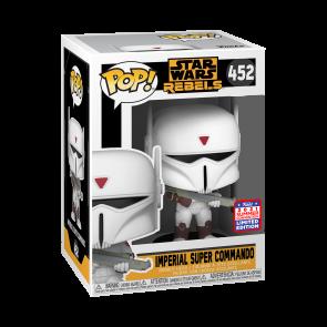 Star Wars: Rebels - Imperial Commando Pop! Vinyl SDCC 2021