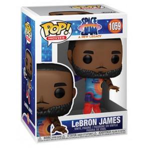 Space Jam 2: A New Legacy - LeBron James Jumping Pop! Vinyl