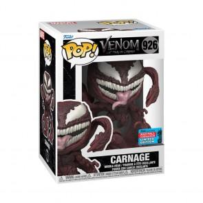 Venom 2 - Carnage NYCC 2021 Pop! Vinyl