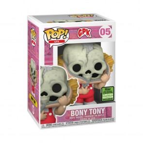Garbage Pail Kids - Bony Tony ECCC 2021 Pop! Vinyl
