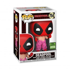 Deadpool - Deadpool w/Teddy Belt ECCC 2021 Pop! Vinyl