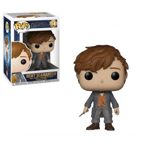 Fantastic Beasts 2: The Crimes of Grindelwald - Newt Pop! Vinyl