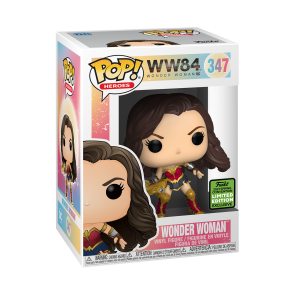 Wonder Woman - WW w/Tiara Boomerang ECCC 2021 Pop! Vinyl