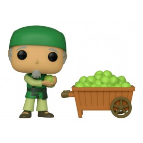 Avatar TLA - Cabbage Man & Cart Pop! Vinyl 2-Pack NYCC 2019