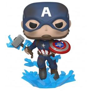 Avengers 4: Endgame - Captain America with Mjolnir Pop! Vinyl