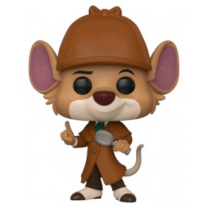 The Great Mouse Detective - Basil Pop! Vinyl