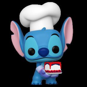 Lilo & Stitch - Stitch Chef Pop! Vinyl NYCC 2020