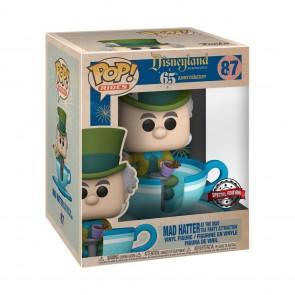 Disneyland 65th Anniversary - Mad Hatter Teacup US Exclusive Pop! Ride