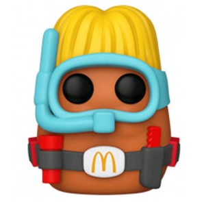 McDonald's - Scuba McNugget US Exclusive Pop! Vinyl