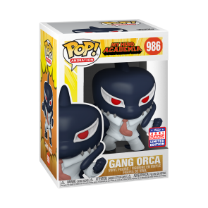 My Hero Academia - Gang Orca Pop! Vinyl SDCC 2021