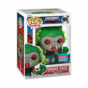 Masters of the Universe - Snake Face NYCC 2021 Pop! Vinyl