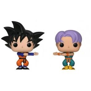 Dragon Ball Z - Goten & Trunks Fusion US Exclusive Pop! Vinyl 2-pack