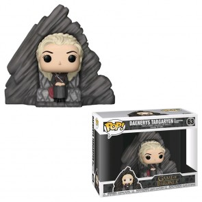 Game of Thrones - Daenerys Targaryen Dragonstone Throne Pop! Ride